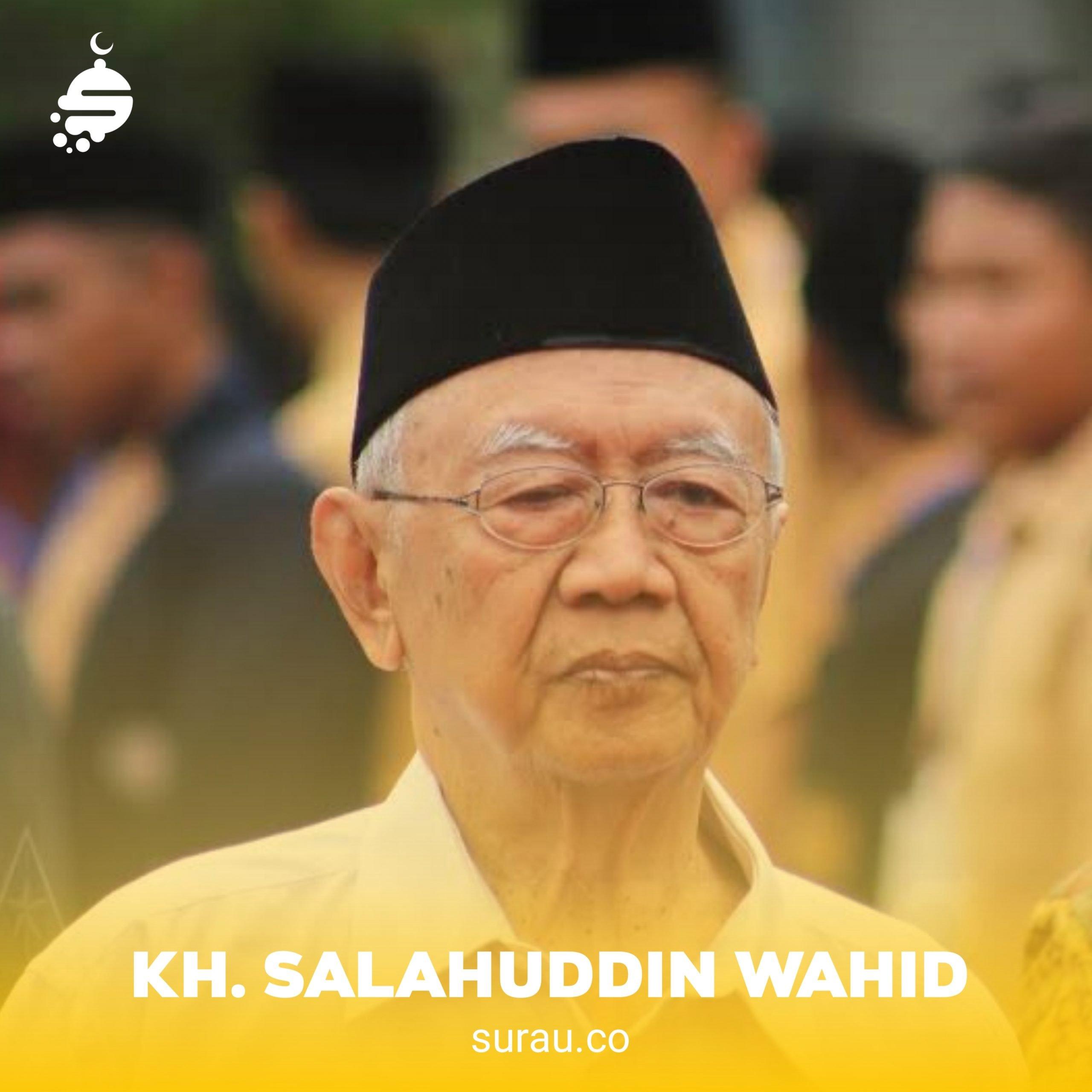 KH. Salahuddin Wahid