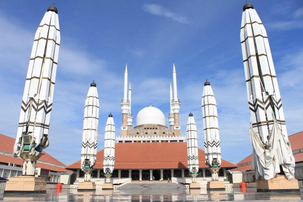 Masjid Agung Jawa Tengah | Surau