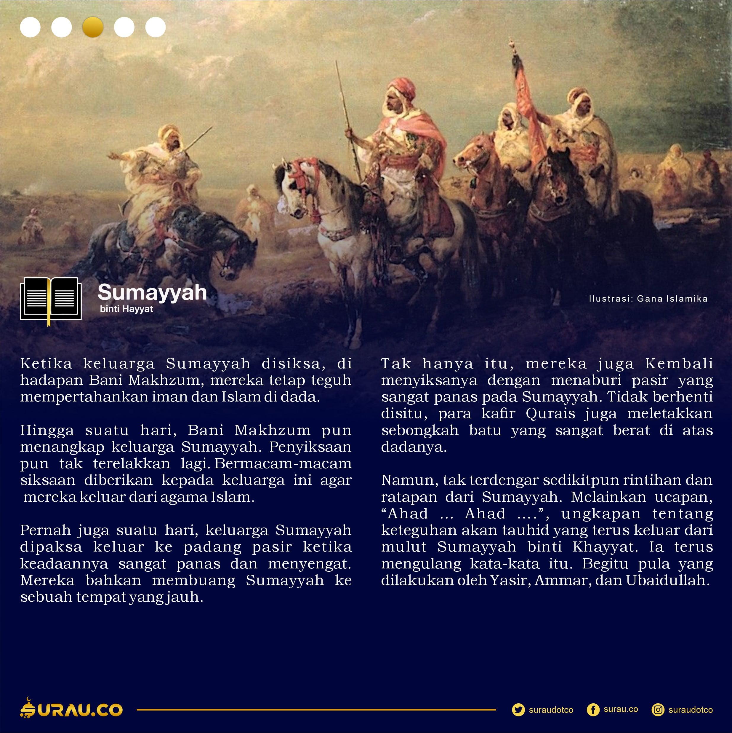 Kisah Sumayyah slide 3