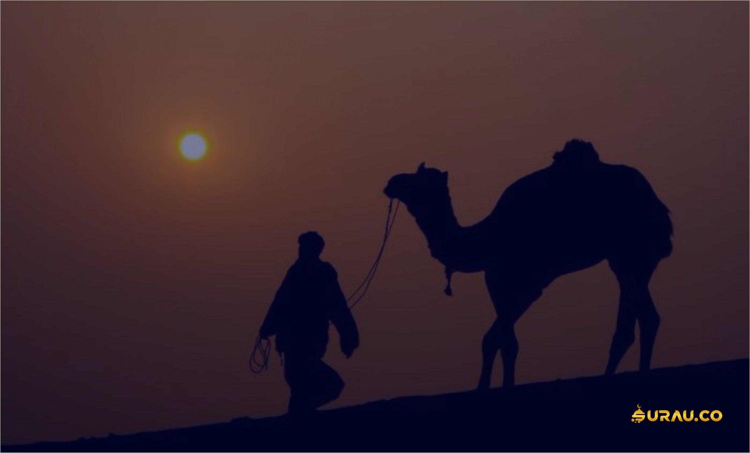 Utsman bin Affan Membeli Sumur dari Yahudi