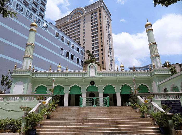 The Central Mosque Ho Chi Minh City - Vietnam