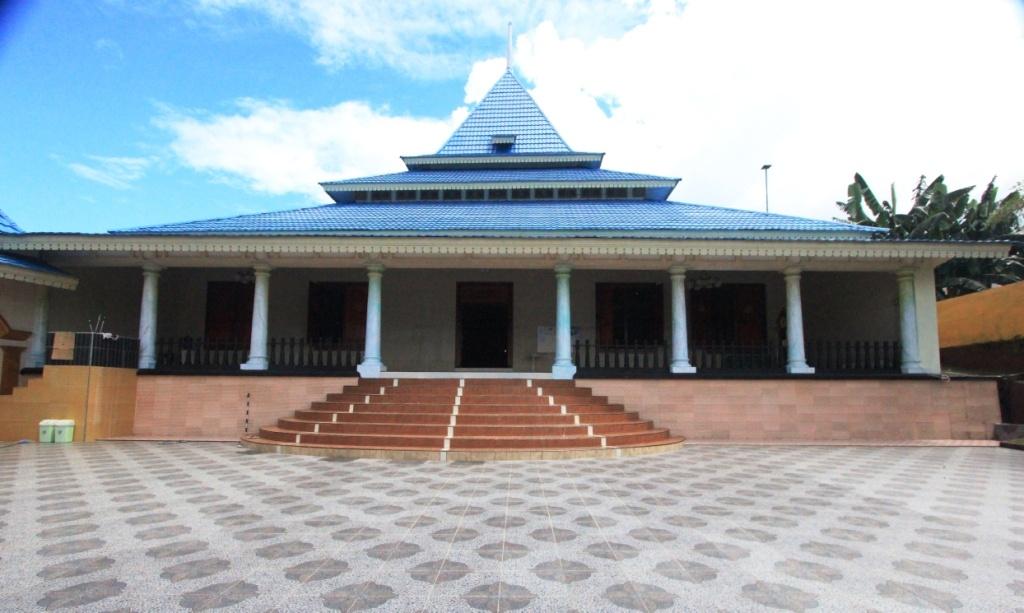 Masjid Kesultanan Tidore