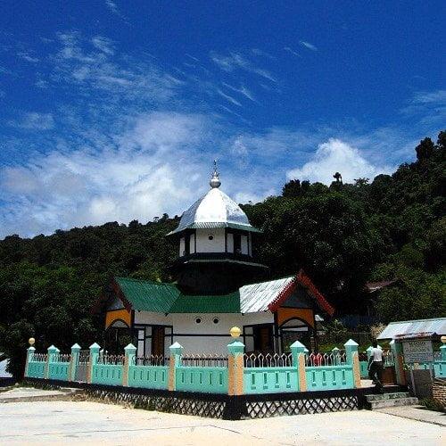 Masjid Patimburak Papua