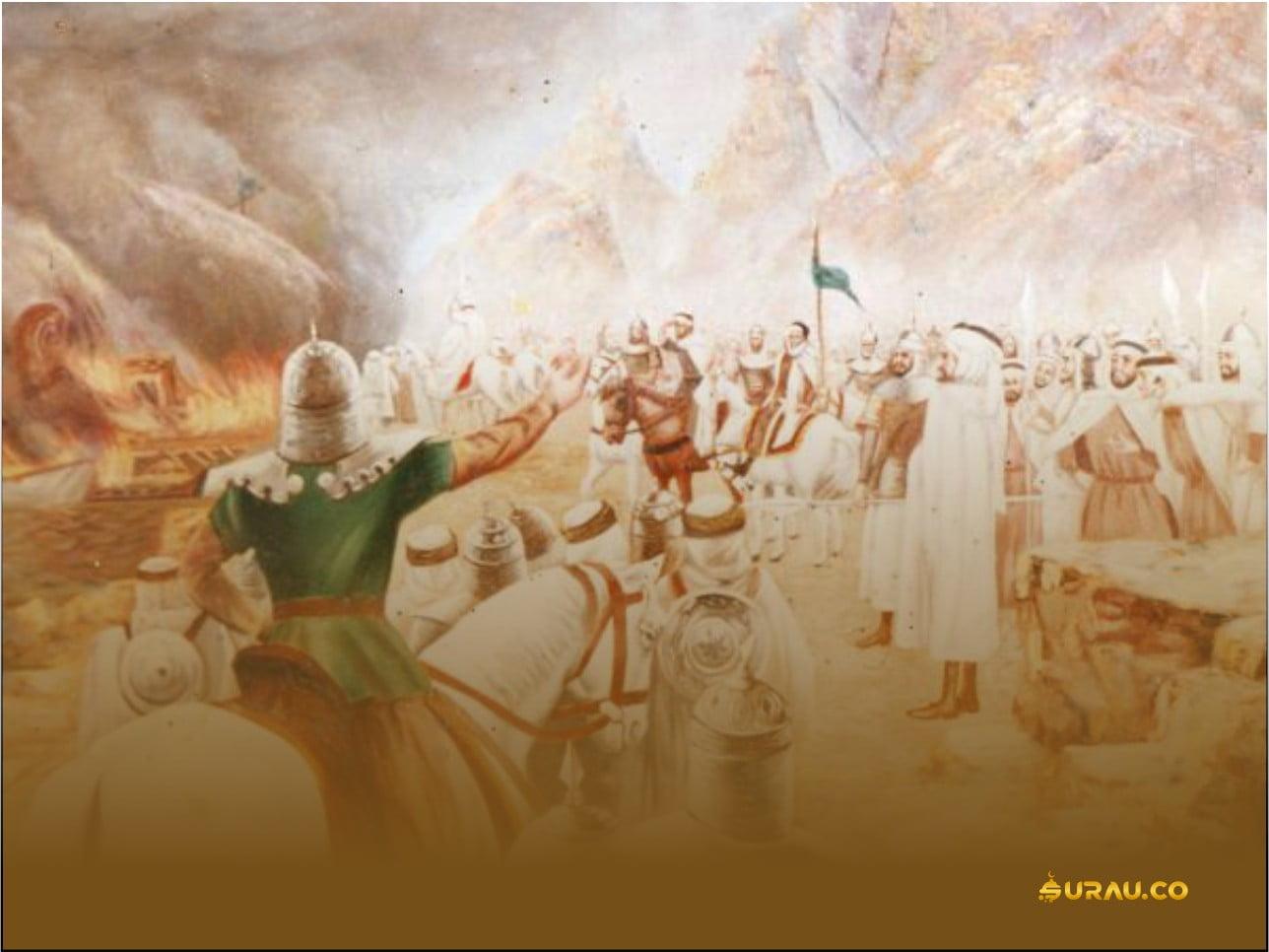 Abdullah bin Rawahah menyulut semangat jihad kaum Muslim - Surau.co