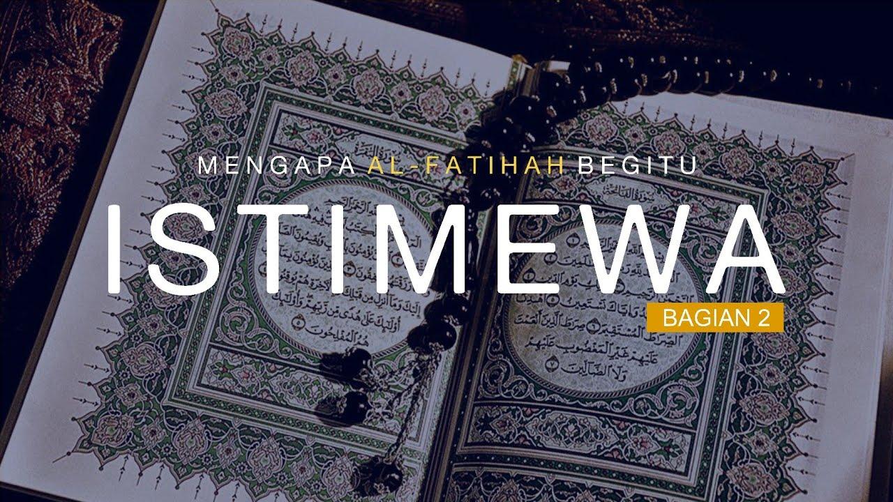 Siratalmustaqim itu Apa? | Keagungan al-Fatihah | Ngaji Gus Baha (Part 2) Surau