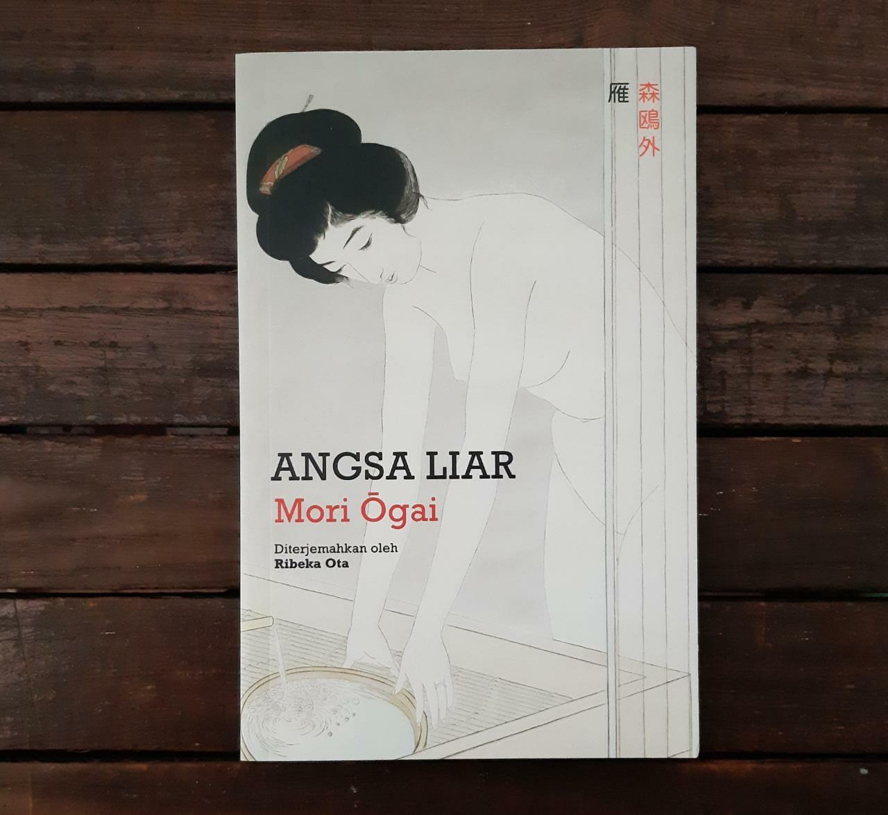 Buku Angsa Liar