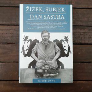 Buku Zizek, subjek, dan sastra