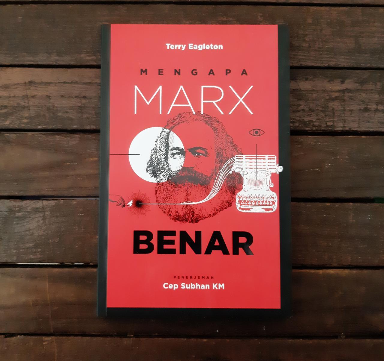 Buku Mengapa Marx Benar