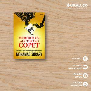 Buku Demokrasi Ala Tukang Copet