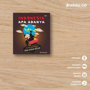 Buku Indonesia Apa Adanya - surau