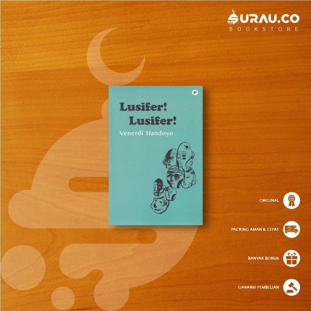 Buku Lusifer! Lusifer! - Post Press