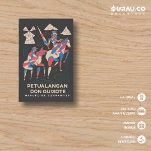 Buku Petualangan Don Quixote - Surau