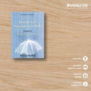 Buku Novel Rindu itu Berganti Hujan - Surau