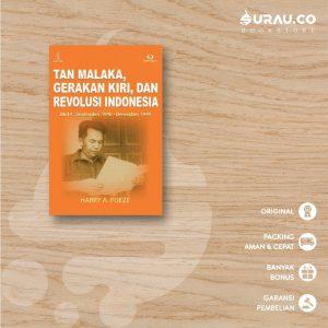 Buku Tan Malaka Gerakan Kiri dan Revolusi Indonesia Jilid 4