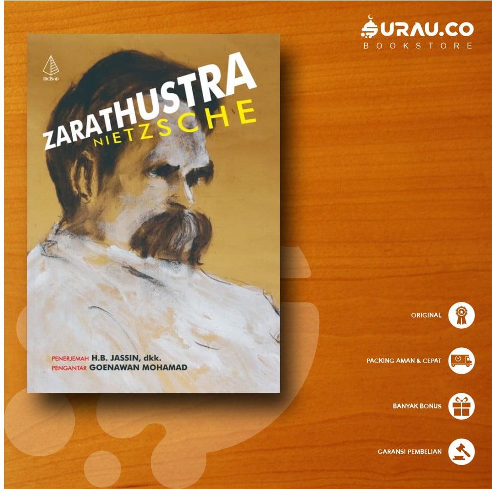 Buku Zarathustra Niezsche