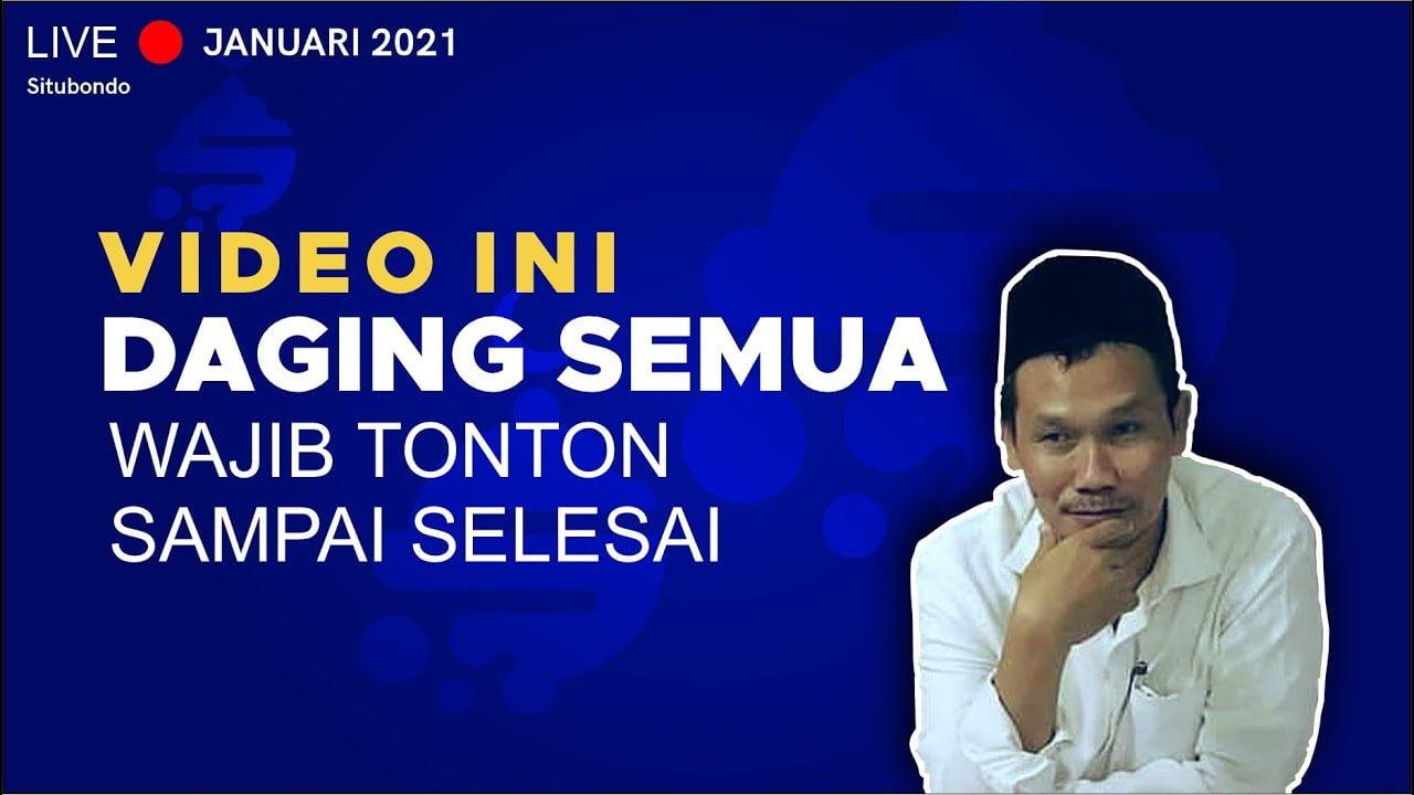 Gus Baha Terbaru Ngaji Live di PP Salafiyah Situbondo Surau