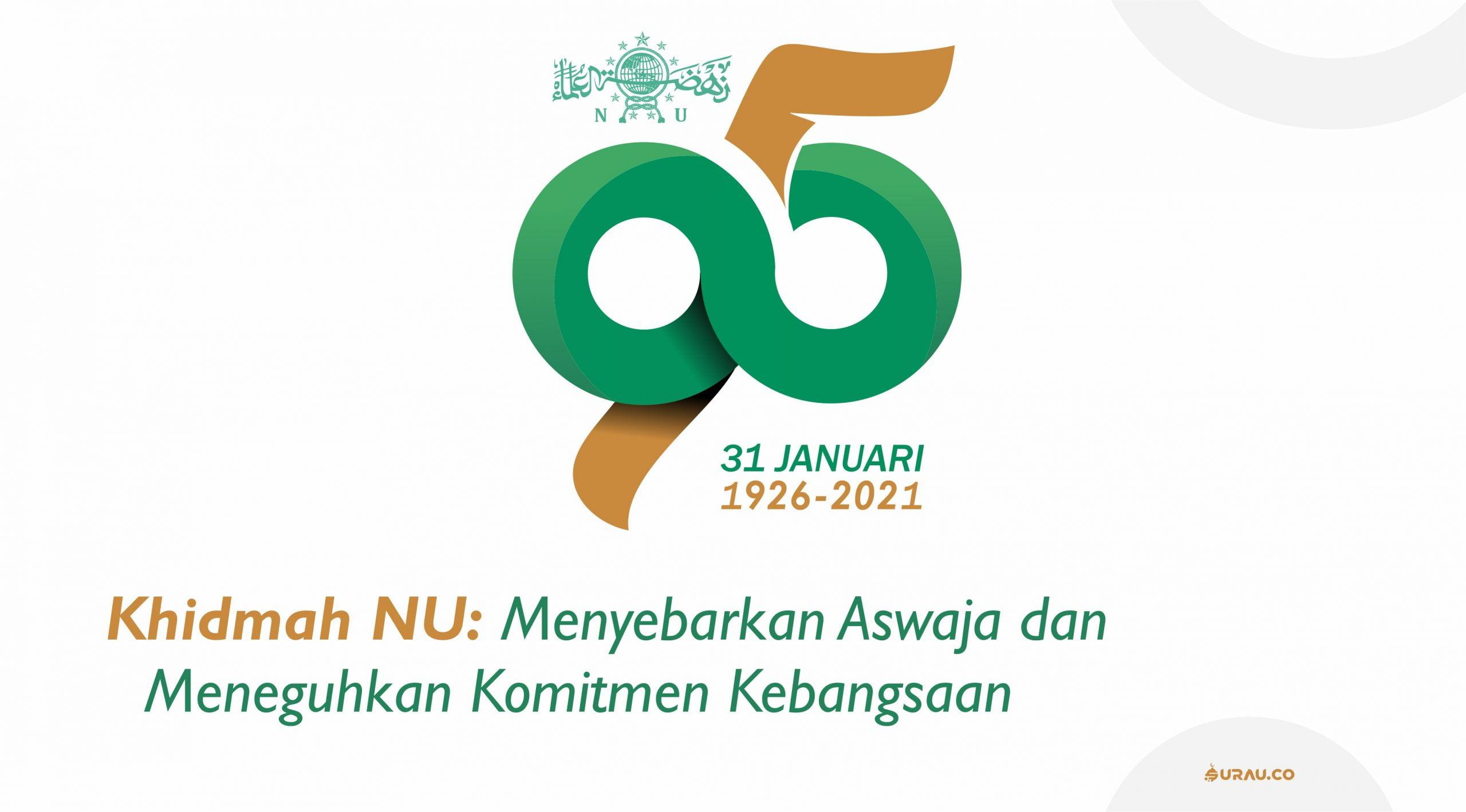 Logo Harlah NU By: Dian Nur Rafita Ardani Rahmansyah
